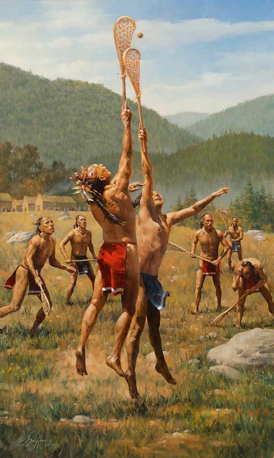 iroquois indians and lacrosse The game of lacrosse was first used as a war game to settle disputes between tribes.